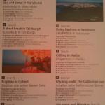 Kapitel 4-12 des Buches; Grammatik; Vokabeln