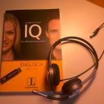 Headset Sprachsoftware; Langenscheidt IQ; Vokabeln; Grammatik