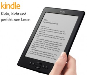 Kindle eReader von Amazon