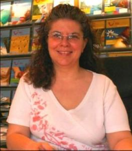 Angelika verkauft Sprachreise