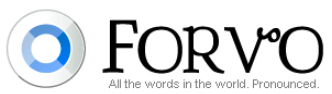 Aussprache üben mit Forvo
