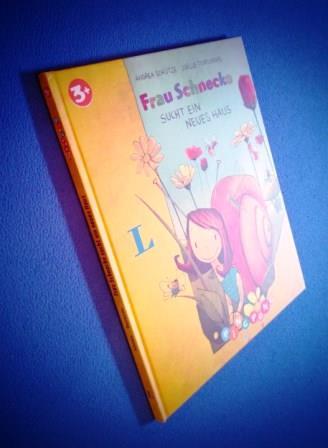 Buch Frau Schnecke sucht ein neues Haus