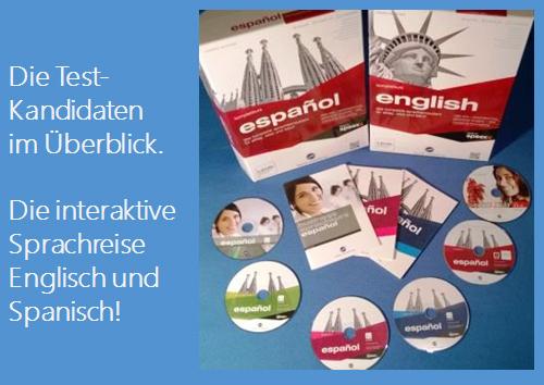 Komplettkurs Englisch und Spanisch von Digital Publishing