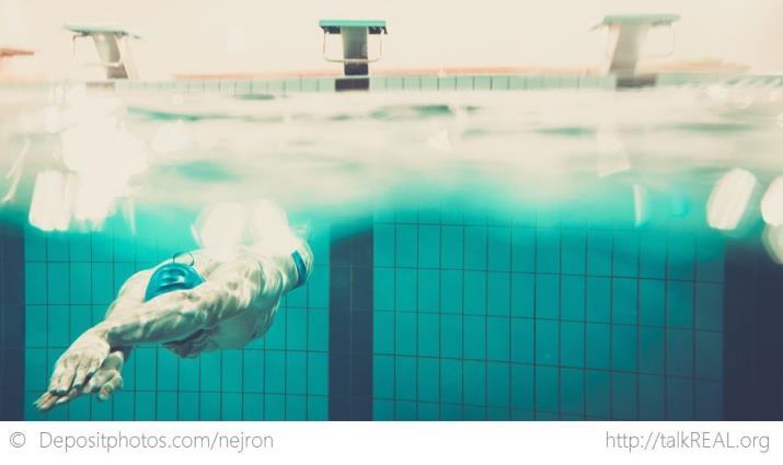 Sprachenlernen - Der Sprung ins kalte Wasser