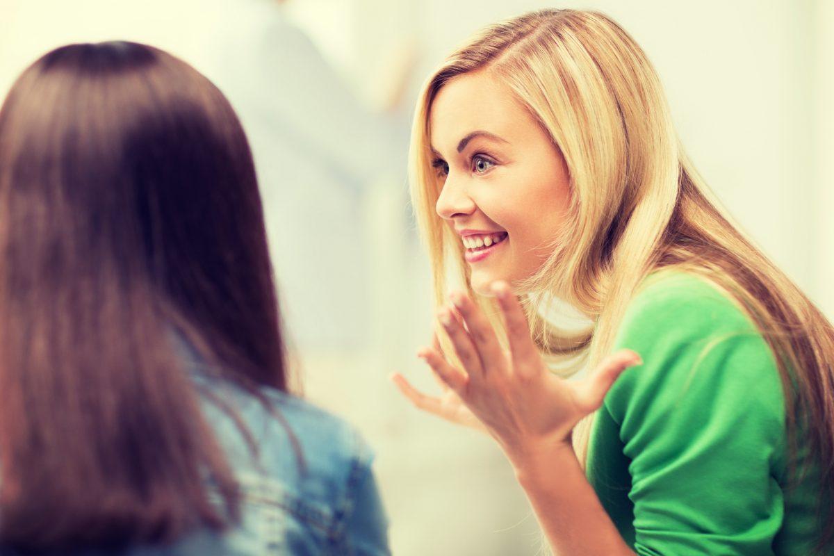 Schüler sprechen über talkREAL Sprachlernberatung