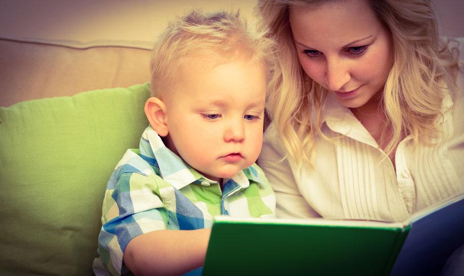 Interaktives Lesen erhöht den IQ eines Kindes um über 6%