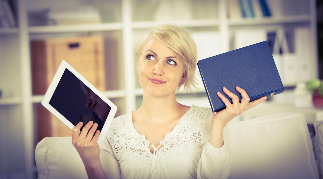 Mit vorgefertigten Kursen oder mit eigenen Inhalten lernen?