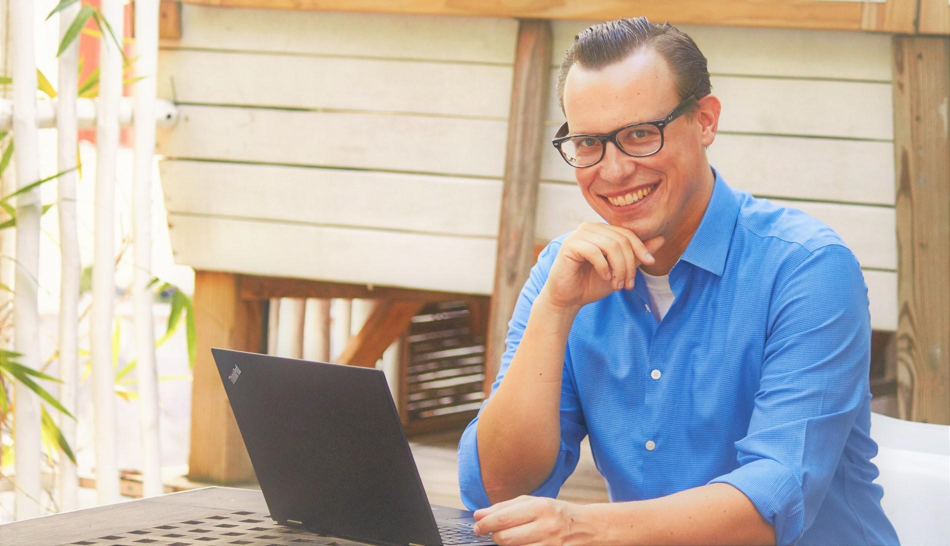 Christian Roth Live Experiment Spanisch lernen