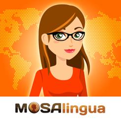 Mosalingua Test Logo