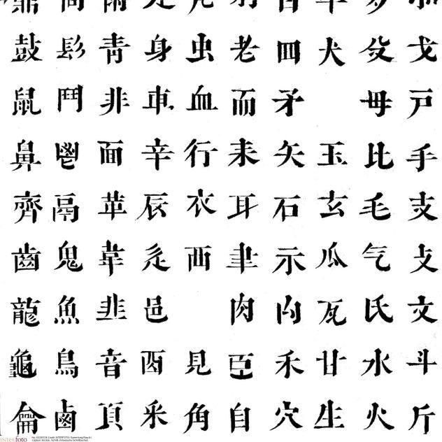 Zeichensprache lernen Chinesisch