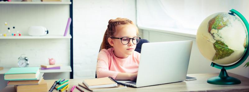 Sprachen lernen digital für Kinder